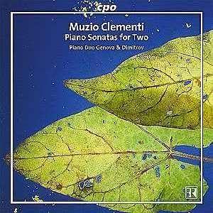 Muzio Clementi • Piano Sonatas for Two (cpo 999 935-2)