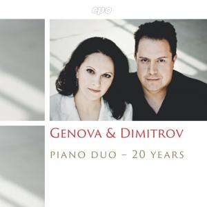 20 Years Genova & Dimitrov Piano Duo | Cover